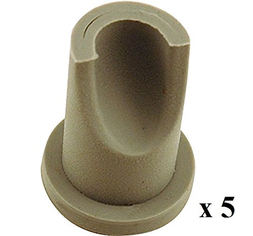 (Replacement Rubber Check Valve for US Sankey Coupler - 5 Pack)