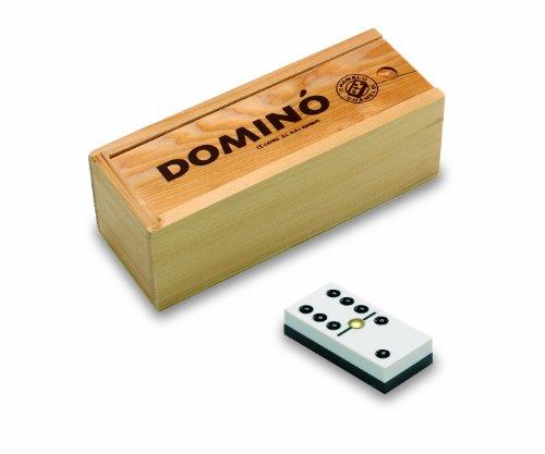 Juguetes Cayro Domino Chamelo Caja Madera Amazon Es Juguetes Y Juegos