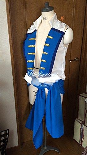 おそ松さん 松野カラ松 F6アイドル コスプレ衣装◇ オーダー自由 ディズニークリスマス、ハロウィン