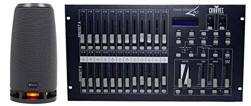 Chauvet DJ STAGE DESIGNER 50 48 Channel DMX-512 Dimmer Controller + ()