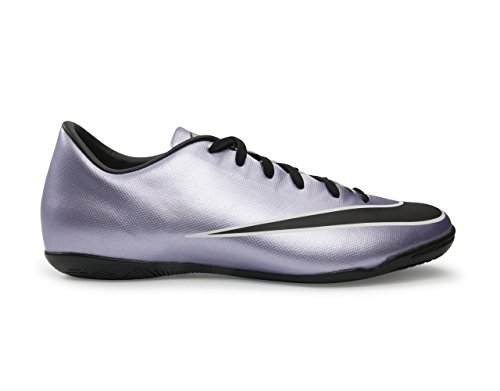 Nike Mercurial Mens Victoire V Ic Urbn Chaussures De Soccer Intérieur Lilas / Blk-brght Mng-blanc