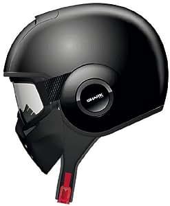 Shark RAW Blank Helmet (Black, X-Small)