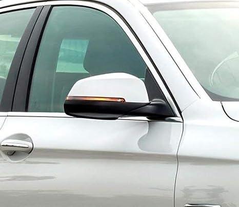 Yellow Lens 1 Pc Left Driving Side Mirror Indicator Maker LED Rear View Dynamic Blinker Turn Sinal Light for 5 Series F07 F10 F11 /& 6 Series F06 F12 13 /& 7 Series F01 F02