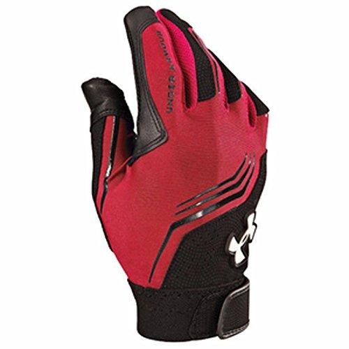 Under Armour Leather Batting Glove - 9