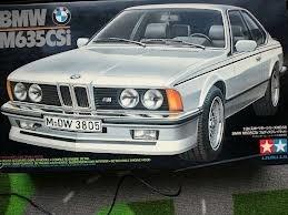 タミヤ 1/24 BMW M635CSi (1/24 スポーツカー:24058) B001PYVLUS