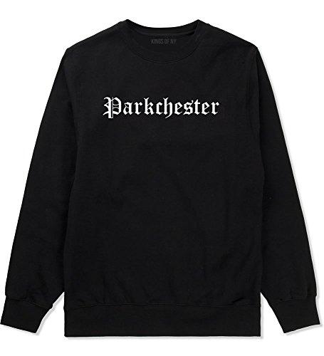 Kings Of NY Parkchester City New York NY Goth Crewneck Sweatshirt XXX-Large - Parkchester Ny