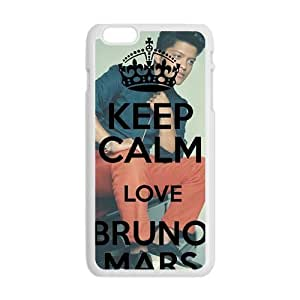 Bruno Mars Love Cell Phone Case for Iphone 6 Plus