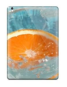 AERO Jose Aquino's Shop New Style 9778280K69641771 Snap-on Case Designed For Ipad Air- Orange Slice