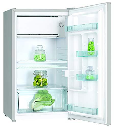 Nikai Single Door Refrigerator - Silver, NRF125SS/1, 1 Year Brand Warranty