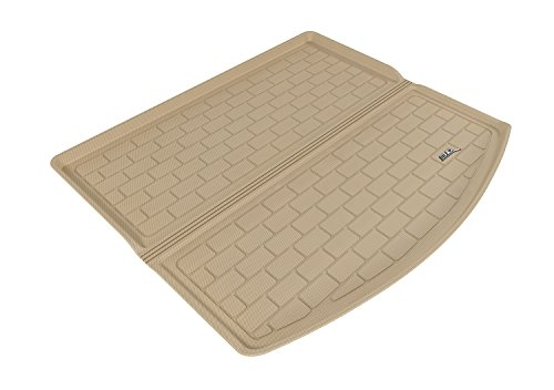 3D MAXpider Cargo Custom Fit All-Weather Floor Mat for Selec