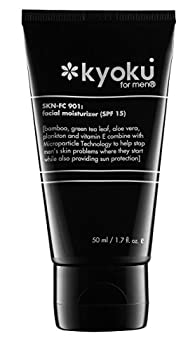 Kyoku For Men Facial Moisturizer SPF 15   Skin Care For Men That Will Help With Acne Treatment For Men (1.7oz)