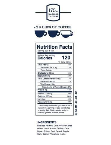 La Colombe Triple Draft Latte 9 ounces Pack of 24 by La Colombe (Image #4)