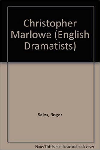 Book Christopher Marlowe (English Dramatists)