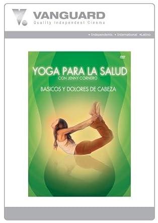 Amazon.com: Yoga Para La Salud Con Jenny Cornero - Basicos Y ...