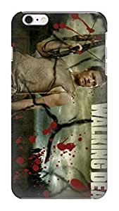 2014 Popular The Walking Dead Daryl Dixon fashionable pictures Print Design for iphone 4 4s TPU Hard Plastic Case