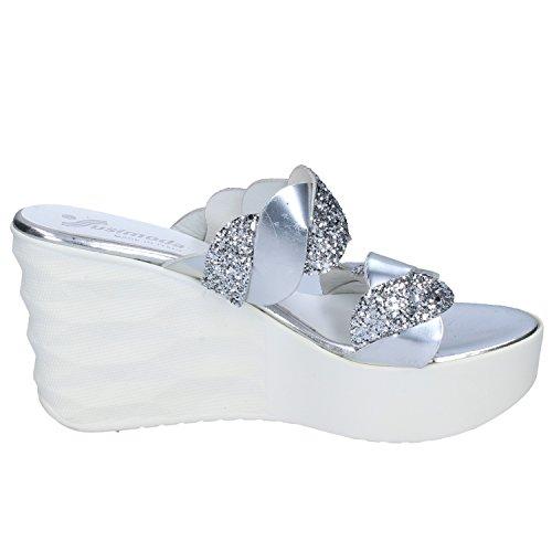Susimoda Argent Argent Sandales Sandales Pour Pour Sandales Susimoda Femme Femme Susimoda w1trq1OT