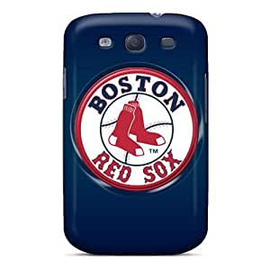 High Grade Evanhappy42 Cases For Galaxy S3 - Boston Red Sox