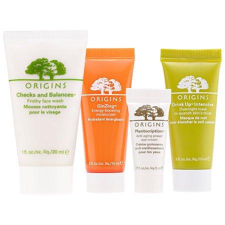 Origins Skin Care Samples - 1