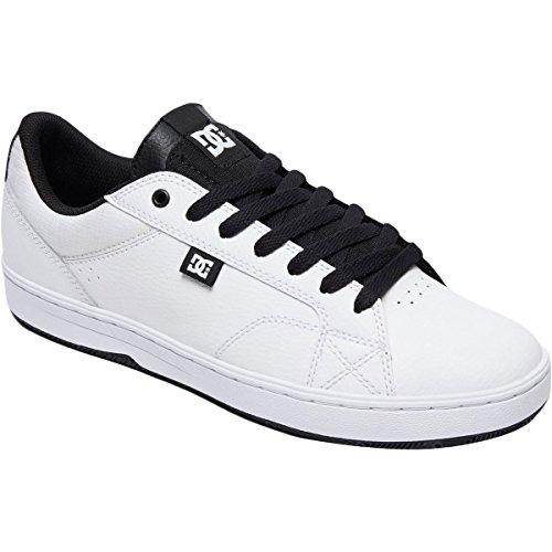 DC Herren Astor Skateboard Schuh Weiß / Weiß / Schwarz