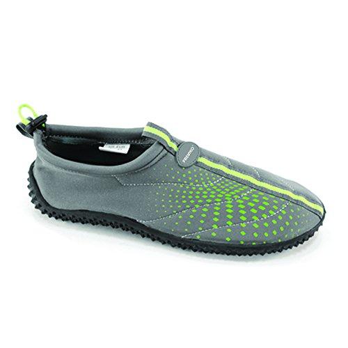 Men's Lime M1006 Water Shoes Aqua Sports Grey Fresko aOdwqURWa