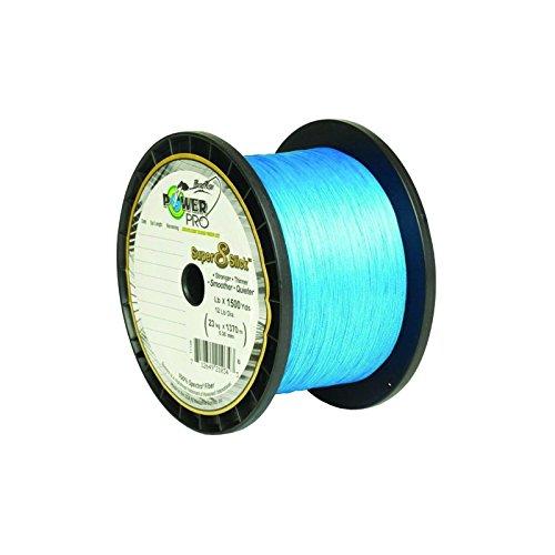 (Power Pro 31100201500A Super 8 Slick Fishing Line, Marine Blue,)