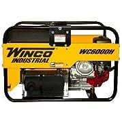 Industrial Series 6000 Watt Gasoline Generator