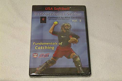 USA Softball Instructional Series - Fundamentals of Catching Volume 5