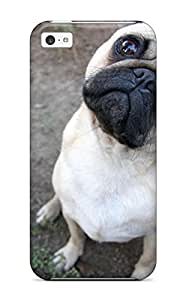 Pug Dog Case Compatible With Iphone 5c/ Hot Protection Case