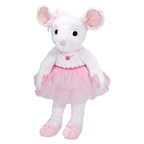 Douglas Petunia White Mouse & TuTu ()