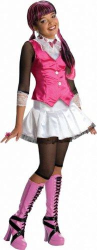 Monster High Draculaura Costume - One Color - Medium ()