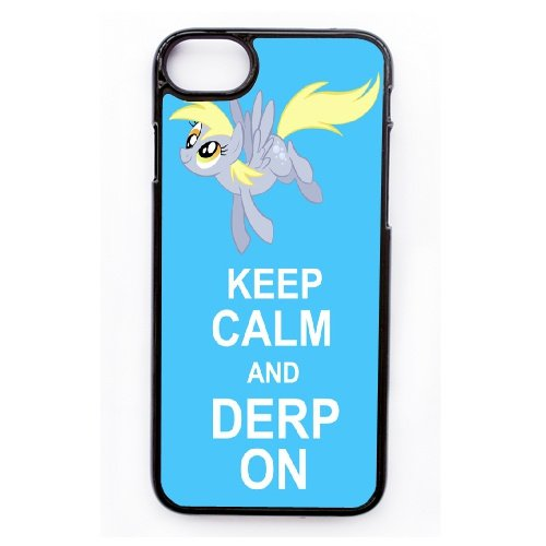 Coque,Apple Coque iphone 7 (4.7 pouce) Case Coque, Generic Keep Calm And Chive Cover Case Cover for Coque iphone 7 (4.7 pouce) Noir Hard Plastic Phone Case Cover
