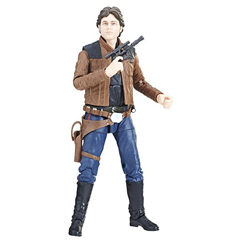 Star Wars The Black Series Han Solo 6-inch Figure