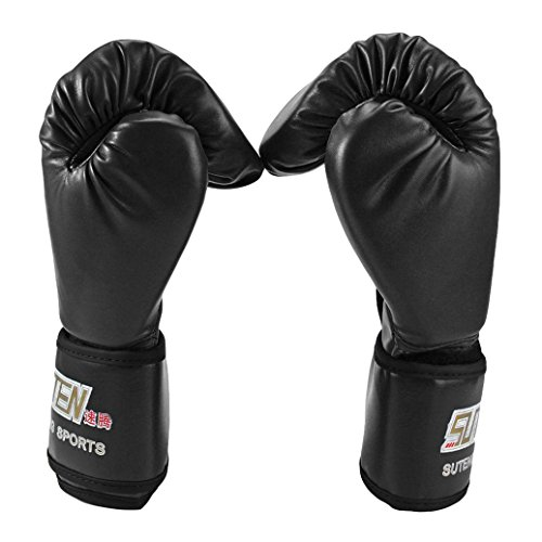 ZX101 Training Boxing Gloves Kickboxing Training Fighting Gloves Grappling UFC Sparring Fight Punch Ultimate Sandbag Mitts Sports Fitness Exercise Equipment