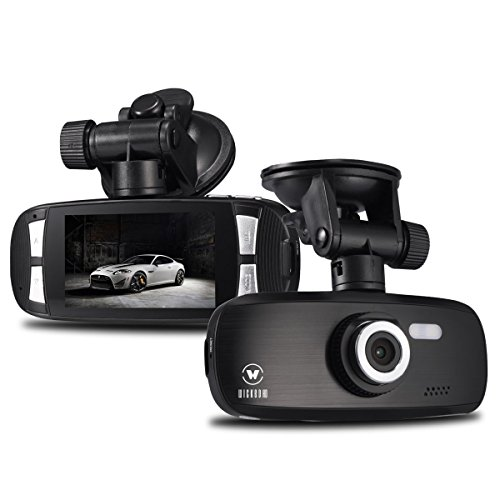 WICKED CARDVR1080PWHD4GB 1080p Camera Black product image