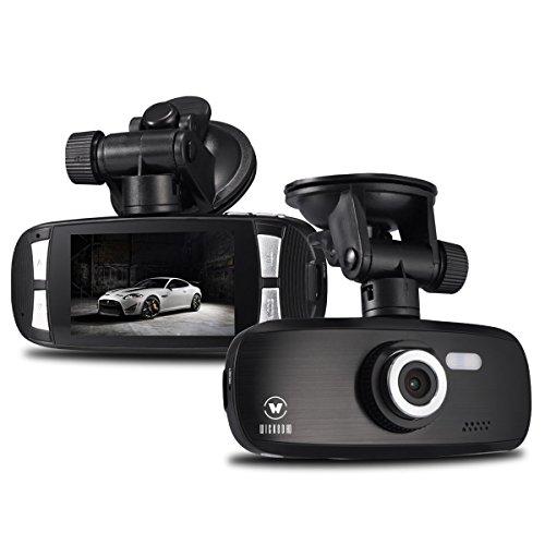 WICKED HD CARDVR1080PWHD4GB 1080p Car Camera & DVR Box (Black)