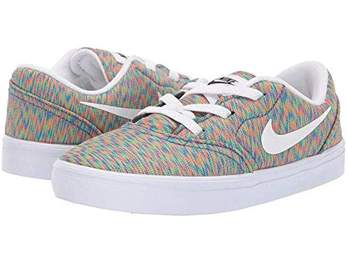 Nike Boy's SB Check Canvas (PS) Skateboarding Shoes