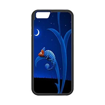 Custom Chameleon,Lizard Design Hard PC Case for Iphone: Amazon.de ...