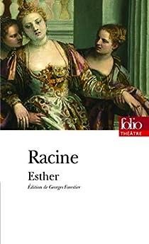 Esther par Racine