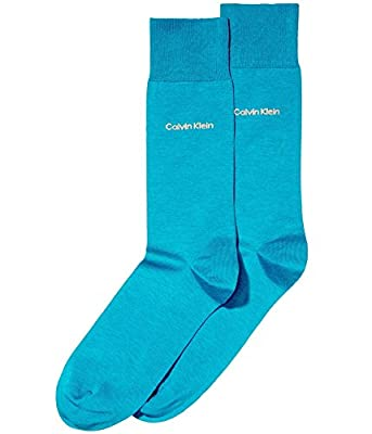 Calvin Klein Mens Giza Midweight Socks