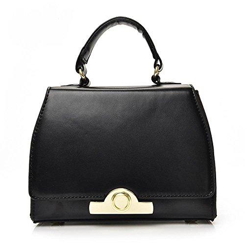 Aoligei Petit sac Lady mode sac à main avec une épaule ZwvD9YQWj8
