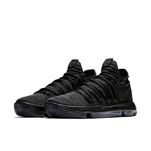 0931361145c7 Nike Mens KD 10 Chrome Basketball Shoes