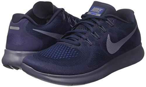 Bleu Running Homme Rn light Nike obsidian neutral Carbon Free 2017 De 408 Chaussures Indigo ZY0xXn