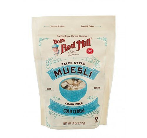 Bobs Red Mill Cereal Muesli Paleo, 14 Oz by Bob's Red Mill