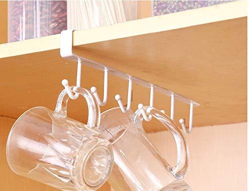 Amazon.com: Fiaya - Ganchos antideslizantes para armario de ...
