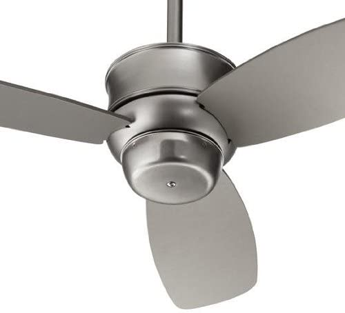 Quorum 32323-65 Gusto Satin Nickel 32″ Ceiling Fan