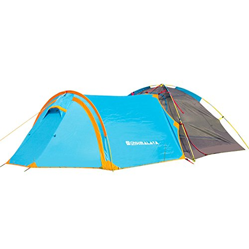 パーセント略す心のこもったMUTANG テントアウトドア3-4人キャンプ用の家庭用の釣り用テントを増やすことで、スペースシェードの風量を増やすことができます。防風雨シングルレイヤーマルチカラーテント、アウトソーシング