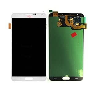 LCD Digitizer Touch Screen For Samsung Galaxy Note 3 Mini Neo Lite N7505(White)