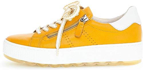 Gabor Damen Skater Sneaker, Frauen Sneaker Low