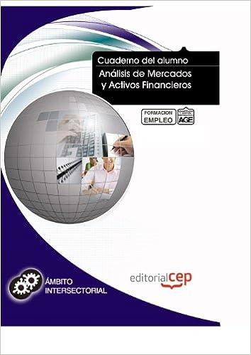 Cuaderno del Alumno Análisis de Mercados y Activos Financieros. Formación para el Empleo Colección 1396: Amazon.es: César Jiménez Sanz: Libros