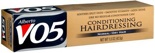 Alberto VO5 Conditioning Hairdressing, Normal/Dry Hair, 1.5 oz (42.5 g)